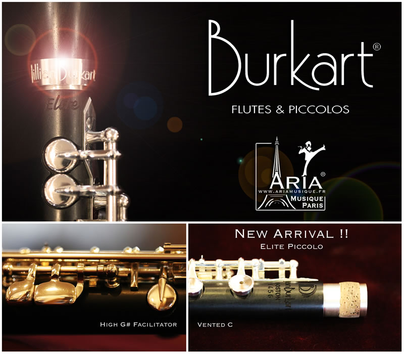 Burkart Elite Piccolo