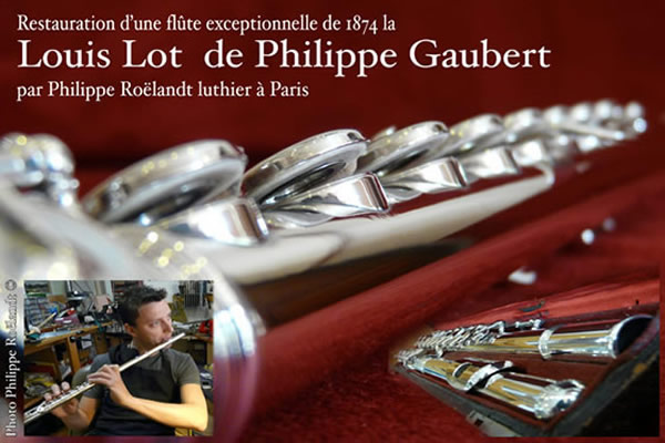 Louis Lot Philippe Gaubert