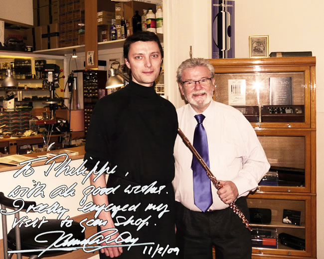 Sir James Galway